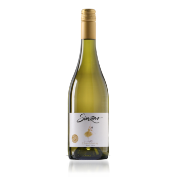 Chardonnay Central Valley 2020, Sinzero (Alcoholvrij)
