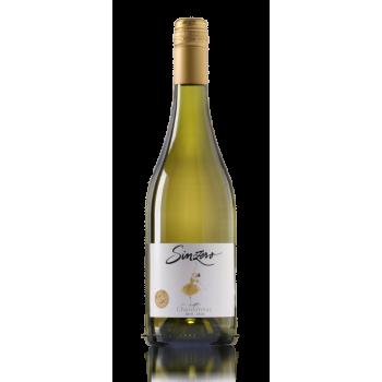 Chardonnay Central Valley 2020, Sinzero (Alcoholvrij)