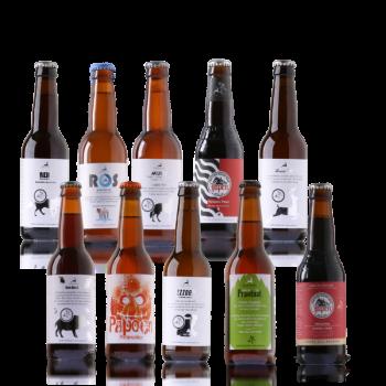 Proefdoos Origineel Veluwe Bier (12 flesjes)