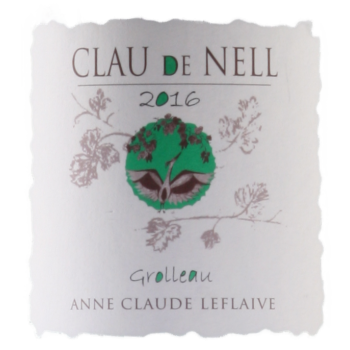 Grolleau Val de Loire 2016 Clau de Nell (Anne-Claude Leflaive)
