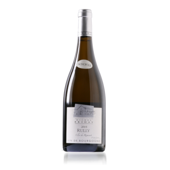 Rully blanc Clos de Remenot Monopole 2015, domaine Michel Briday