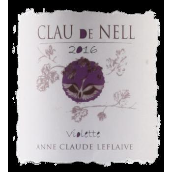 """Anjou """"Violette"""" cabernet franc & sauvignon 2016 Clau de Nell (Anne-Claude Leflaive)"""