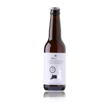 Duuster wit 'Dunkel Weizen', Speciaal bier van de Veluwe
