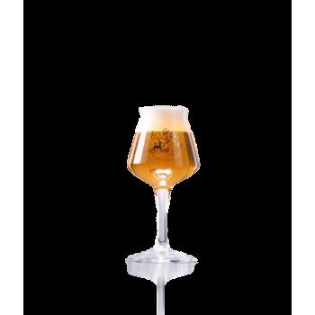 Bierglas tulpmodel Epe Bier Collectief van de Veluwe