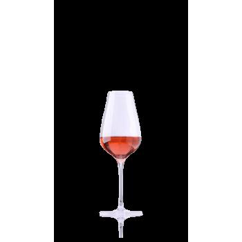Darsonville mondgeblazen Champagne/witte wijnglas