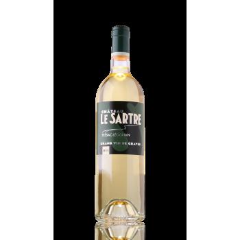 Pessac-Léognan blanc 2016, Château le Sartre