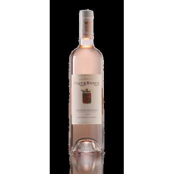 Côtes de Provence rosé 2019, Domaine PiqueRoque