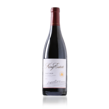 Pinot noir Willamette Valley 2015, King Estate