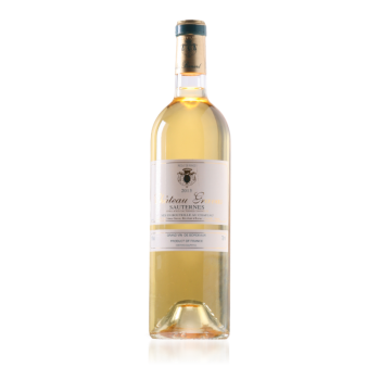 Sauternes 2016, Château Gravas (Heel en halve fles)