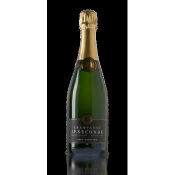 Champagne Cuvée Prestige Brut, Jean-Pierre Secondé