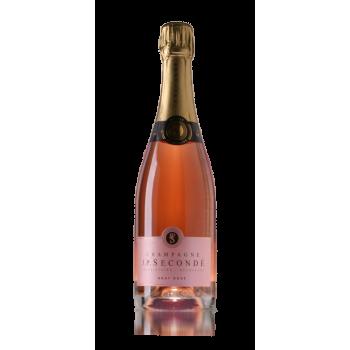 Champagne Cuvée Rosé Brut, Jean-Pierre Secondé