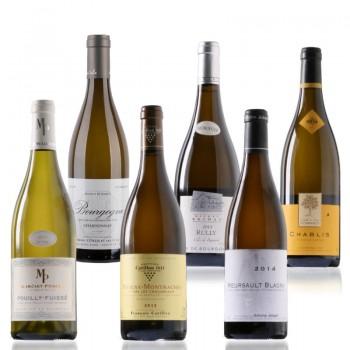 Proefdoos witte Bourgogne