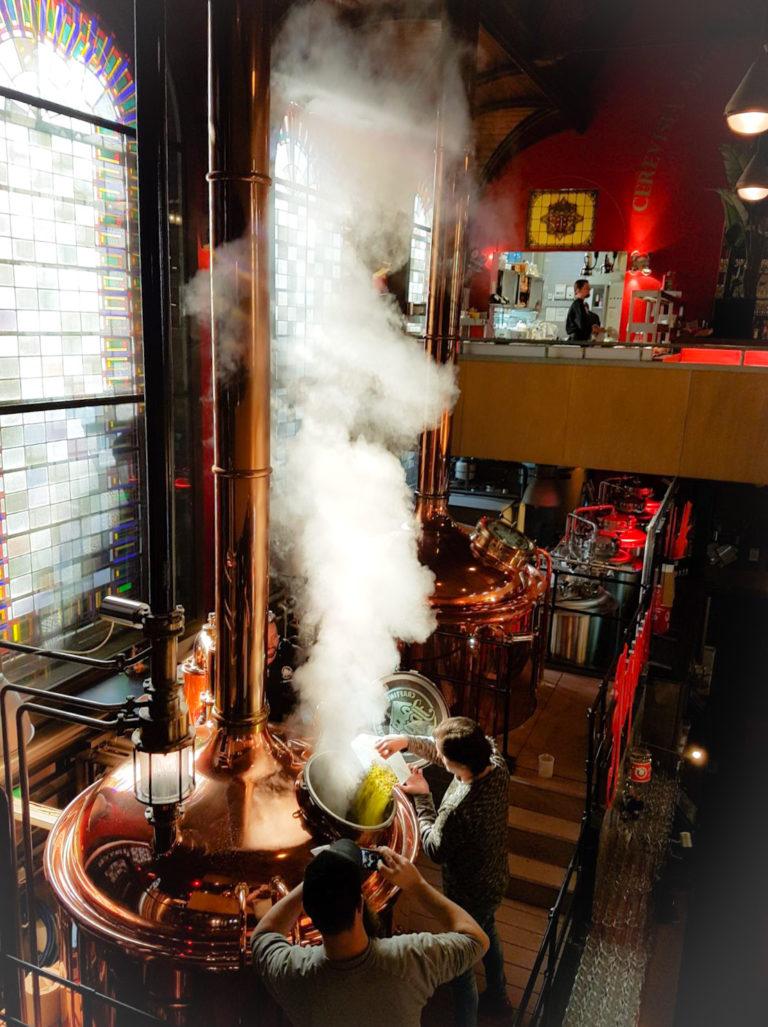 De Jopen brouwerij in Haarlem