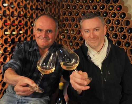 Guy Bossard en Fred Niger