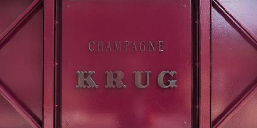 Deur plaquette Krug