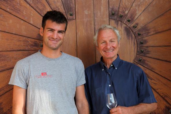 Pierre en René Rostaing