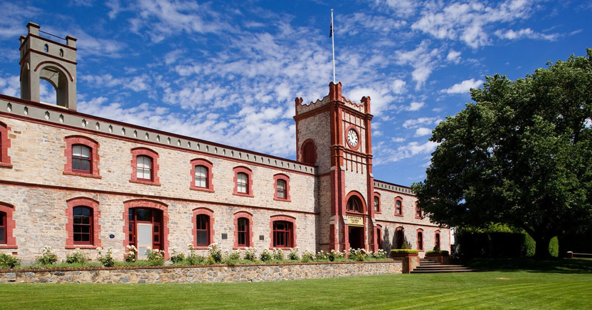 The Menzies Coonawarra Yalumba