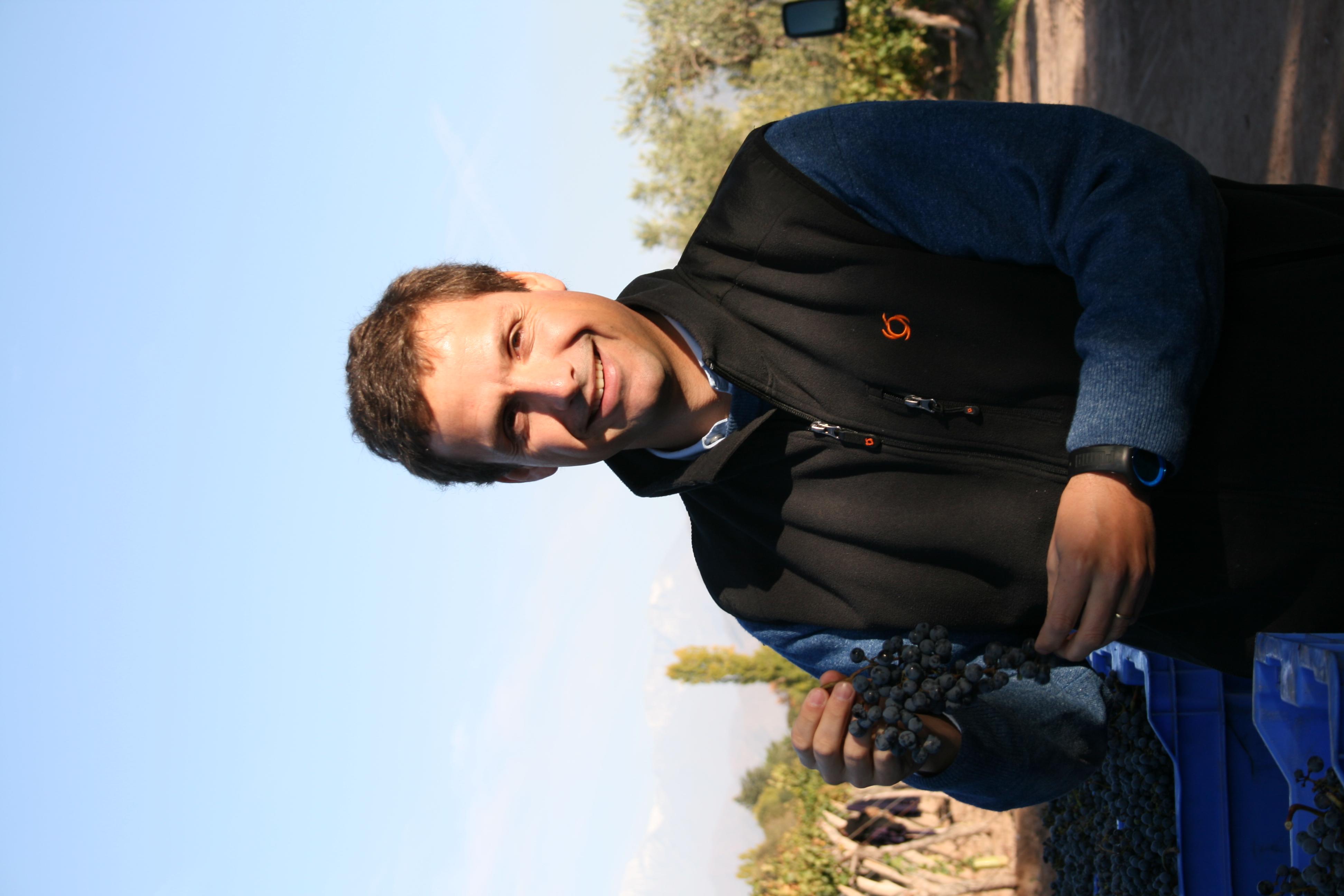 Wijnmaker Aurelio Montes jr.