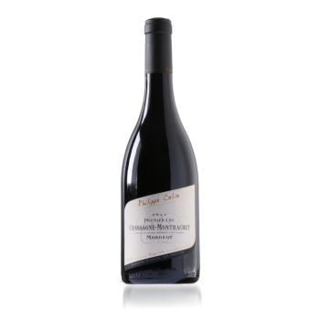 Chassagne-Montachet 1er Cru Morgeot rouge, 2015, Philippe Colin