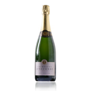 Champagne Brut Tradition, Jean-Pierre Secondé
