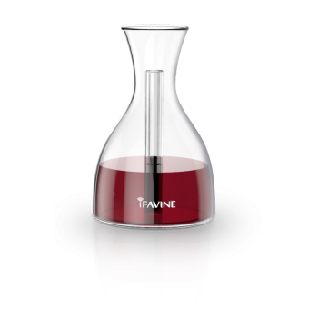iSommelier karaf 750 ml. voor Smart Decanteer machine