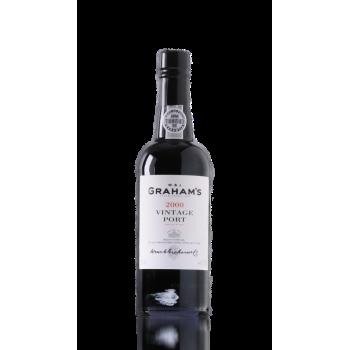 Graham's 2000 Vintage Port (halve fles)