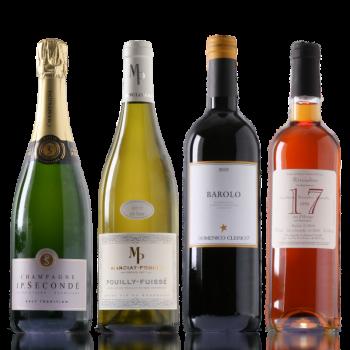 Proefdoos Diner wijnen
